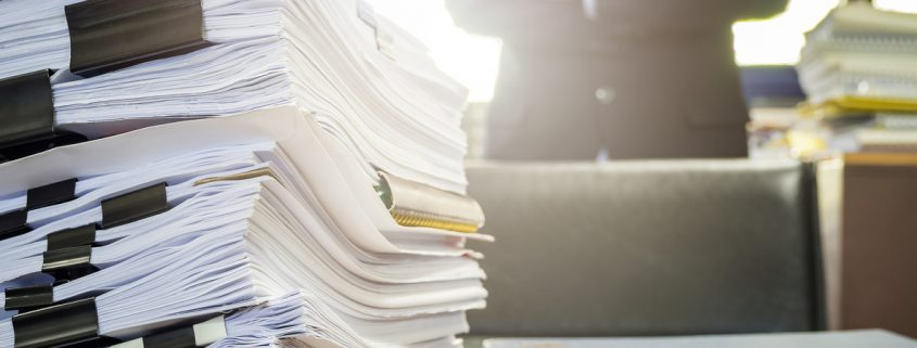 Locating Paperwork: Important Documents To Find Upon The Death Of A Loved One